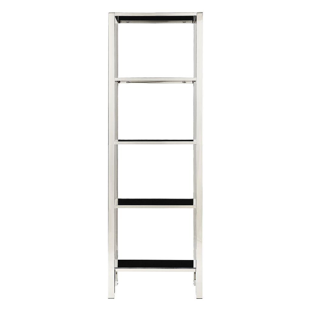 HomeVance Merrick 4-Shelf Bookcase