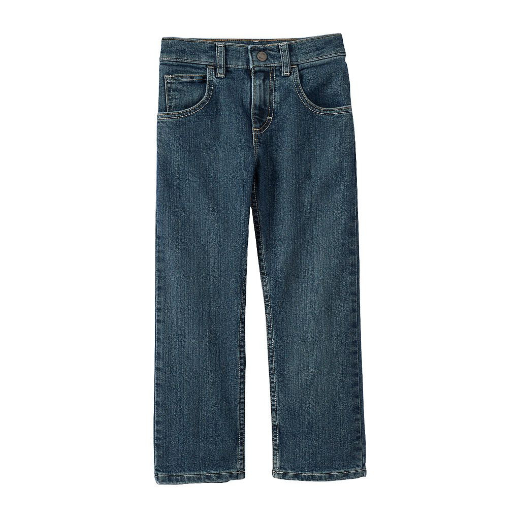 Boys 4-7x Lee Straight Jeans