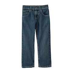 Boys 4-7x Lee Straight Jeans