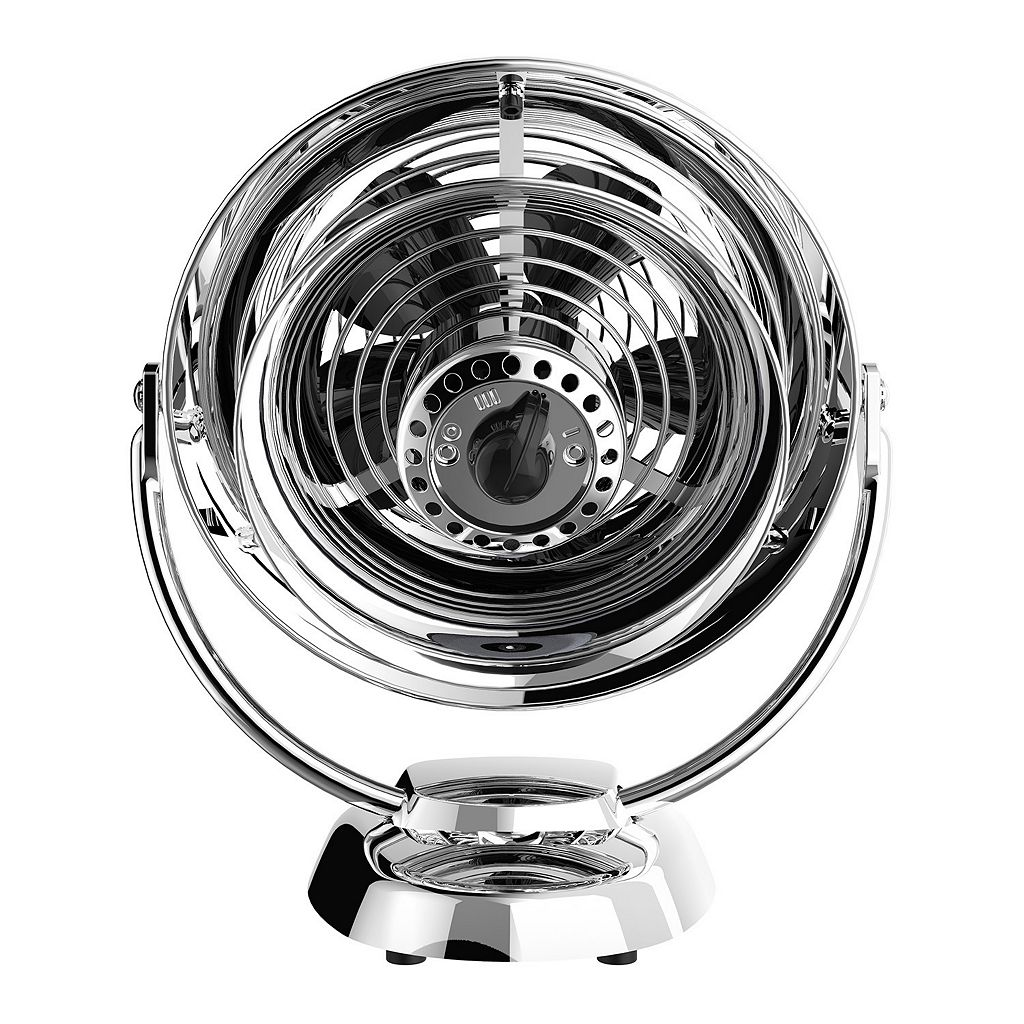 Vornado VFAN Jr. Vintage Chrome Air Circulator
