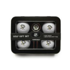 Team Golf Pittsburgh Penguins 6-Piece Golf Gift Set