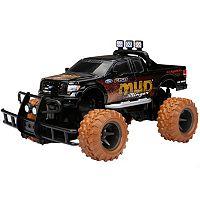 New Bright 1:15 Remote Control Mud Slinger Ford F-150 Truck