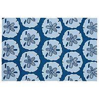 Kaleen Matira Sand Dollar Indoor Outdoor Rug