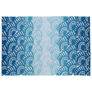 Kaleen Matira Seashell Indoor Outdoor Rug