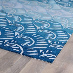 Kaleen Matira Seashell Indoor Outdoor Rug