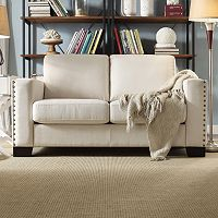 HomeVance Caldwell Loveseat Sofa