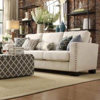 HomeVance Caldwell Sofa