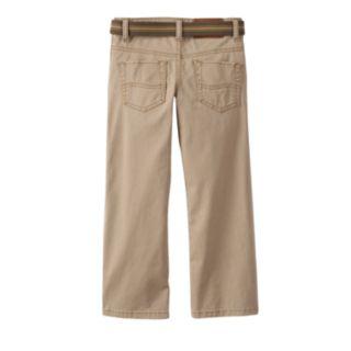 Boys 4-7x Lee Slim-Fit Twill Pants
