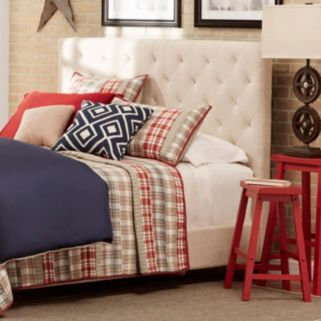 HomeVance Darla Headboard