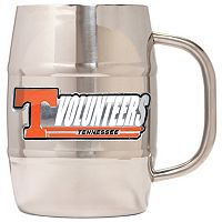 Tennessee Volunteers Stainless Steel Barrel Mug