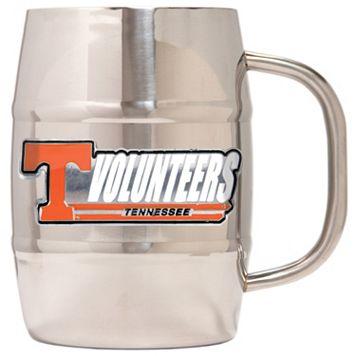 Tennessee Volunteers Stainless Steel Barrel Mug