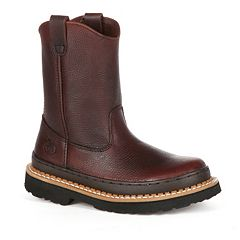 Georgia Boot Georgia Giant Wellington Boys' Pull-On Boots