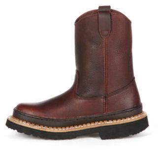 Georgia Boot Georgia Giant Wellington Boys' Pull-On Boots