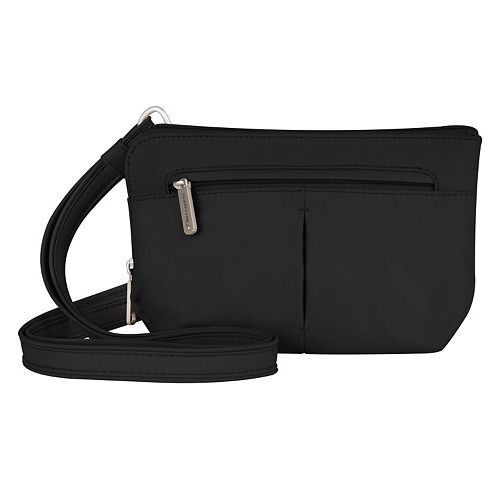 Travelon Anti-Theft Classic Light Convertible Crossbody Bag & Waistpack
