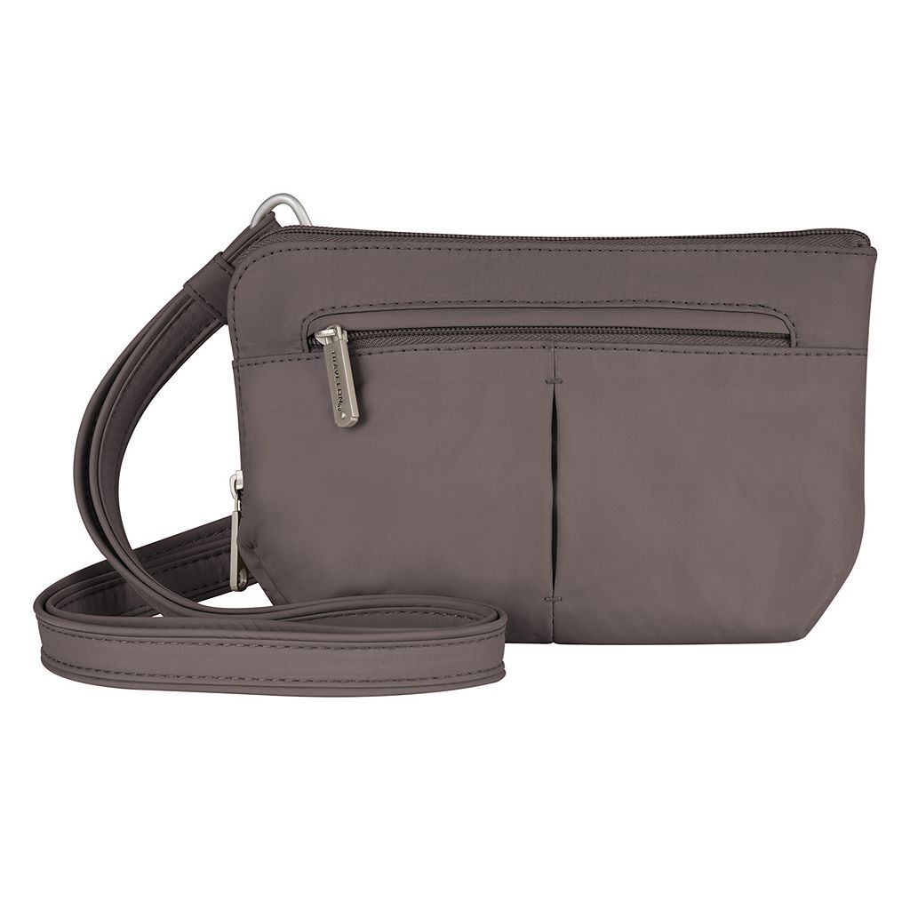 Travelon Anti-Theft Classic Light Convertible Crossbody Bag & Waistpack