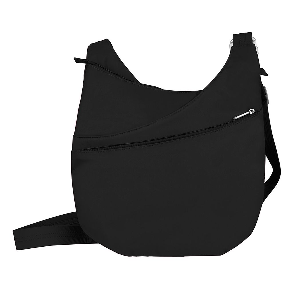 Travelon Anti-Theft Classic Light Drape Front Shoulder Bag