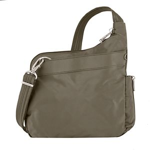 Travelon Anti Theft Messenger Bag 42457 2 Regular