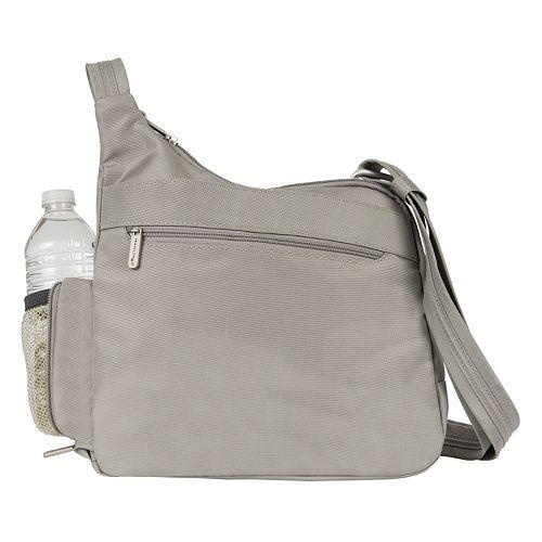 Travelon Anti-Theft Classic Messenger Crossbody Bag