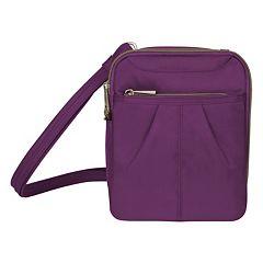 Travelon Anti-Theft Signature Slim Day Bag