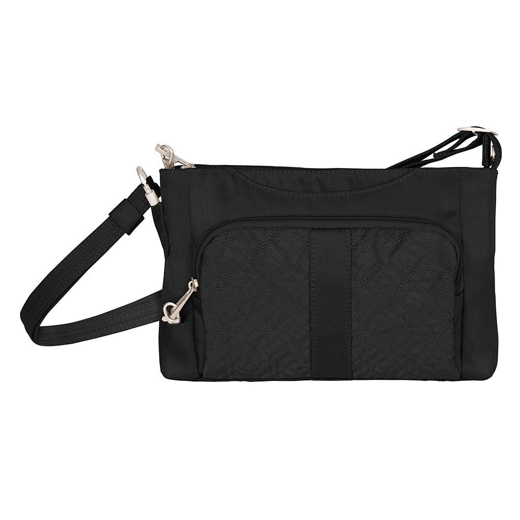 Travelon Anti-Theft Signature East West Slim Bag