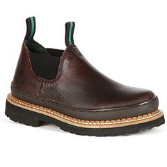 Georgia Boot Little Giant Romeo Boys' Slip-On Shoes