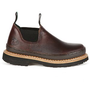 Georgia Boot Little Giant Romeo Boys' Slip-On Shoes