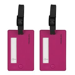 Travelon 2-Pack Luggage Tags