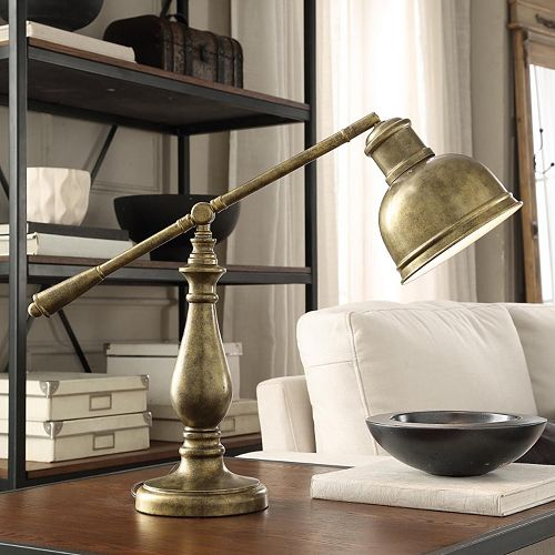 HomeVance Ridley Table Lamp