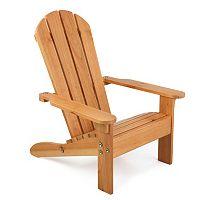 KidKraft Adirondack Chair