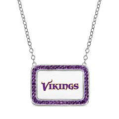 Minnesota Vikings Bar Link Necklace