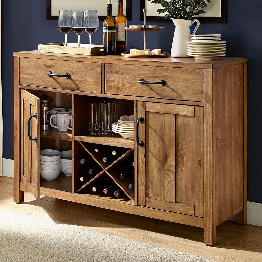 Crosley Furniture Roots Buffet