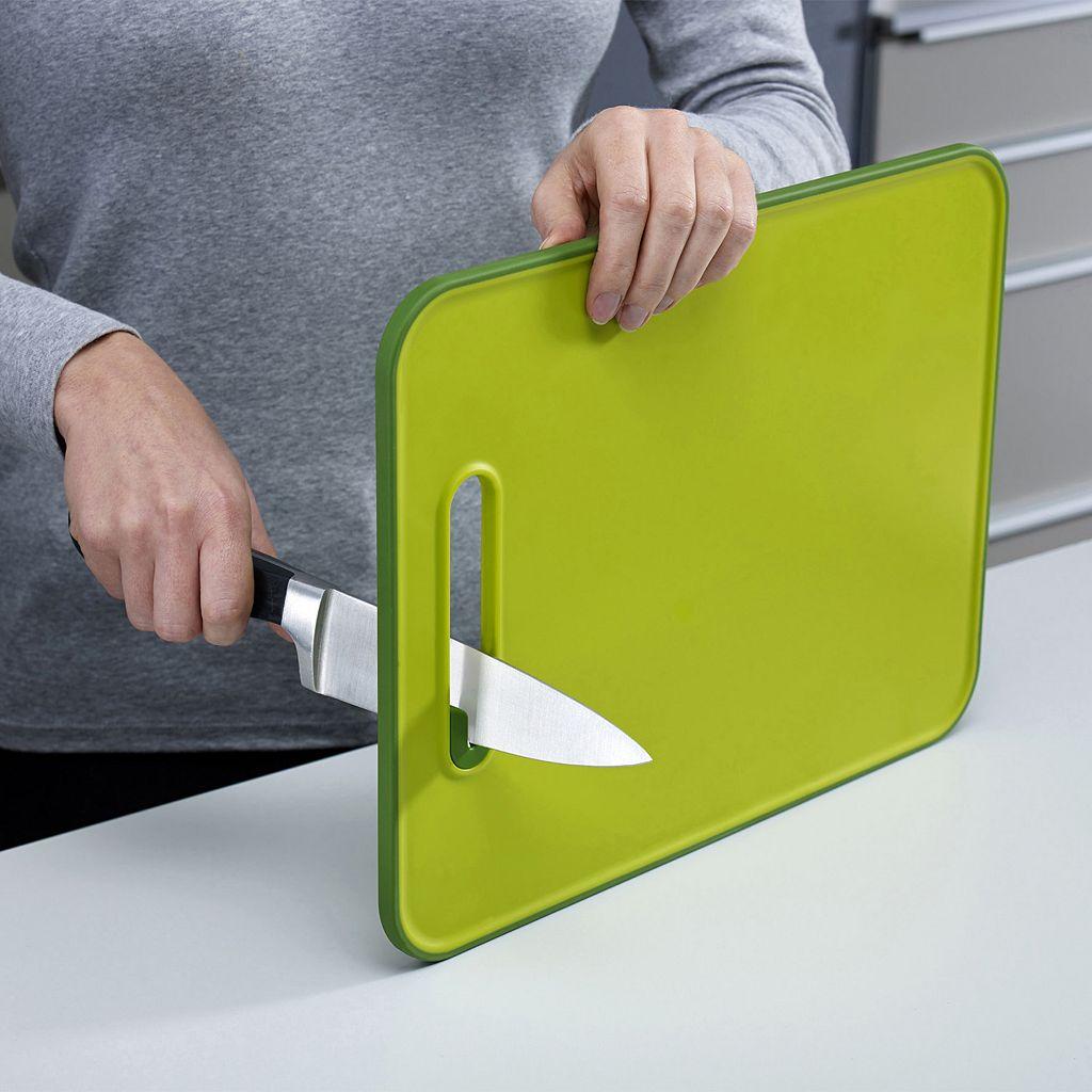 Joseph Joseph Slice & Sharpen Large Chopping Board