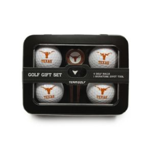 Team Golf Texas Longhorns 6-Piece Golf Gift Set