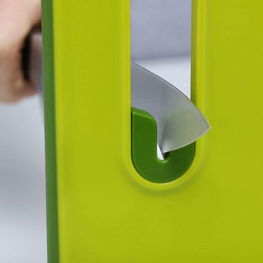 Joseph Joseph Slice & Sharpen Small Chopping Board