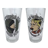 ICUP A Christmas Story Pint Glass & Ice Cube Tray Set