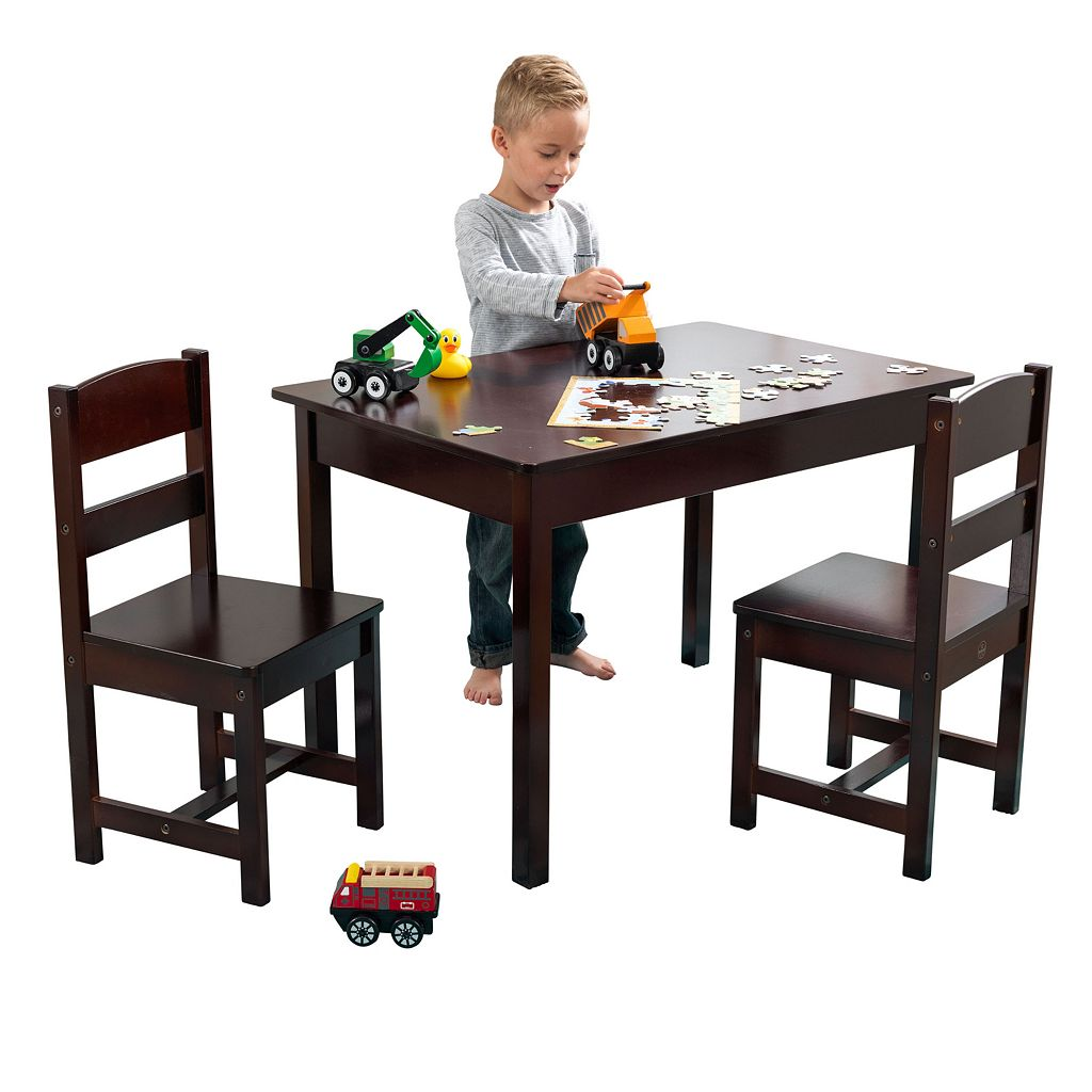 KidKraft Rectangle Table & Chair Set