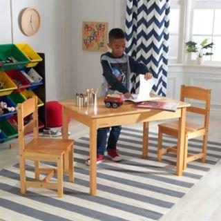 KidKraft Rectangle Table & Chair Set