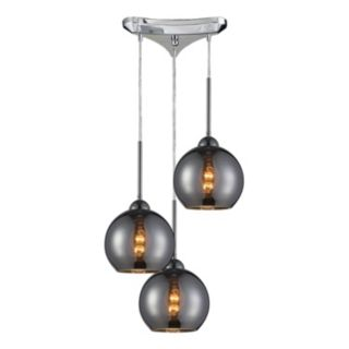 Elk Lighting Cassandra 3 Light Horizontal Pendant