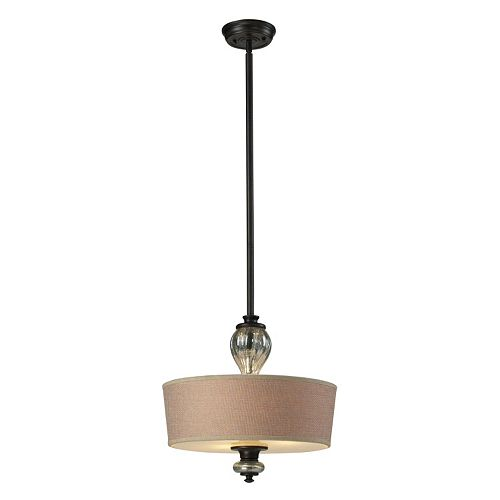 Elk Lighting Veronica 3 Light Pendant