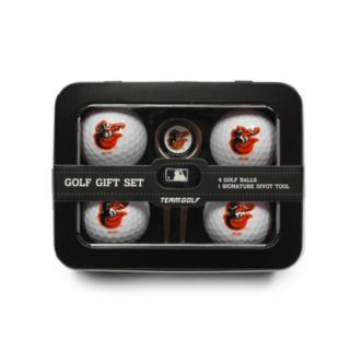 Team Golf Baltimore Orioles 6-Piece Golf Gift Set