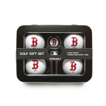 Team Golf Boston Red Sox 6-Piece Golf Gift Set