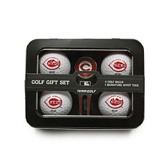 Team Golf Cincinnati Reds 6-Piece Golf Gift Set