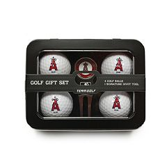 Team Golf Los Angeles Angels of Anaheim 6 pc Golf Gift Set