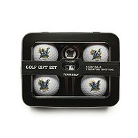 Team Golf Milwaukee Brewers 6-Piece Golf Gift Set