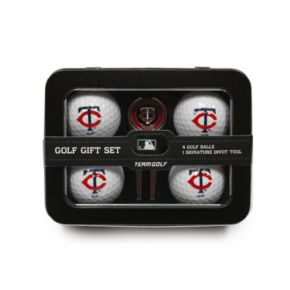 Team Golf Minnesota Twins 6-Piece Golf Gift Set