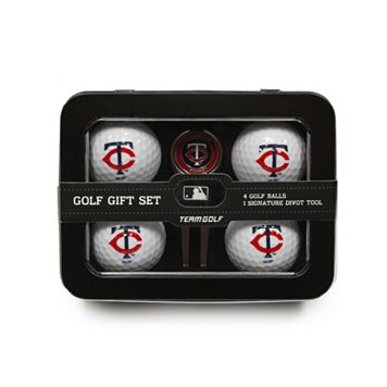 Team Golf Minnesota Twins 6-Piece Golf Gift Set