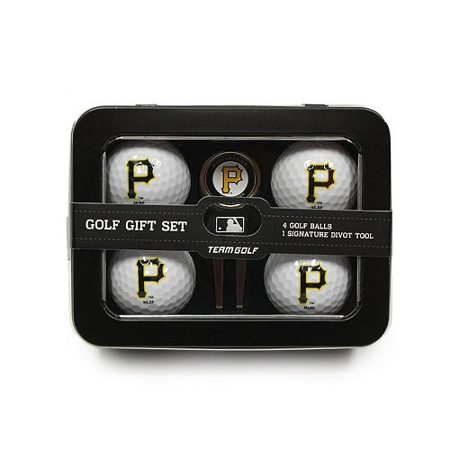 Team Golf Pittsburgh Pirates 6-Piece Golf Gift Set