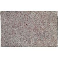 PANTONE UNIVERSE™ Colorscape Faded Diamond Geometric Rug