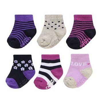 Baby Girl Carter's 6-pk. Socks