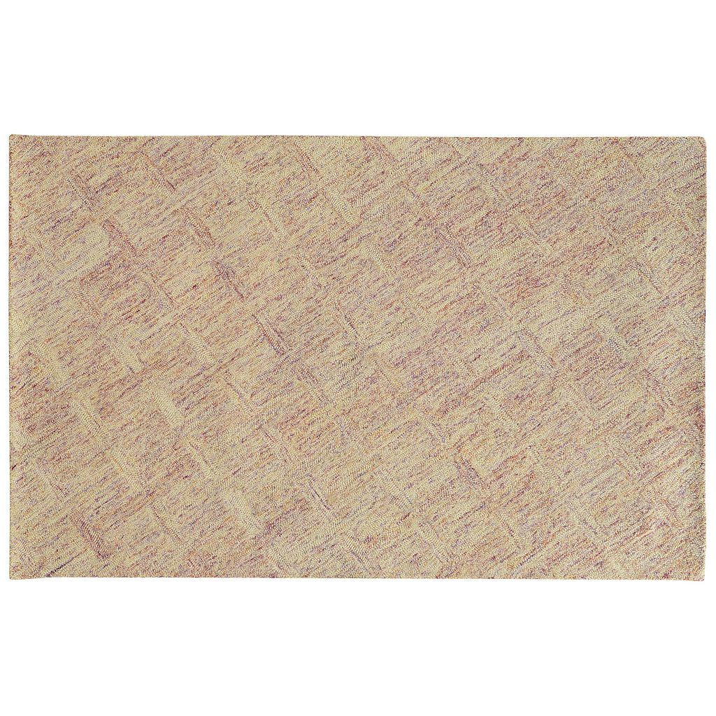 PANTONE UNIVERSE™ Colorscape Mottled Relief Rug - 10' x 13'